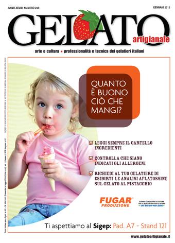 n° 249 • GENNAIO / FEBBRAIO 2012
